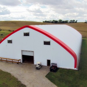 Fabric Structure Riding Arena