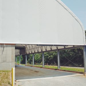 VA-Virginia-Fertilizer-Storage-Fabric-Structure-Concrete-Wall