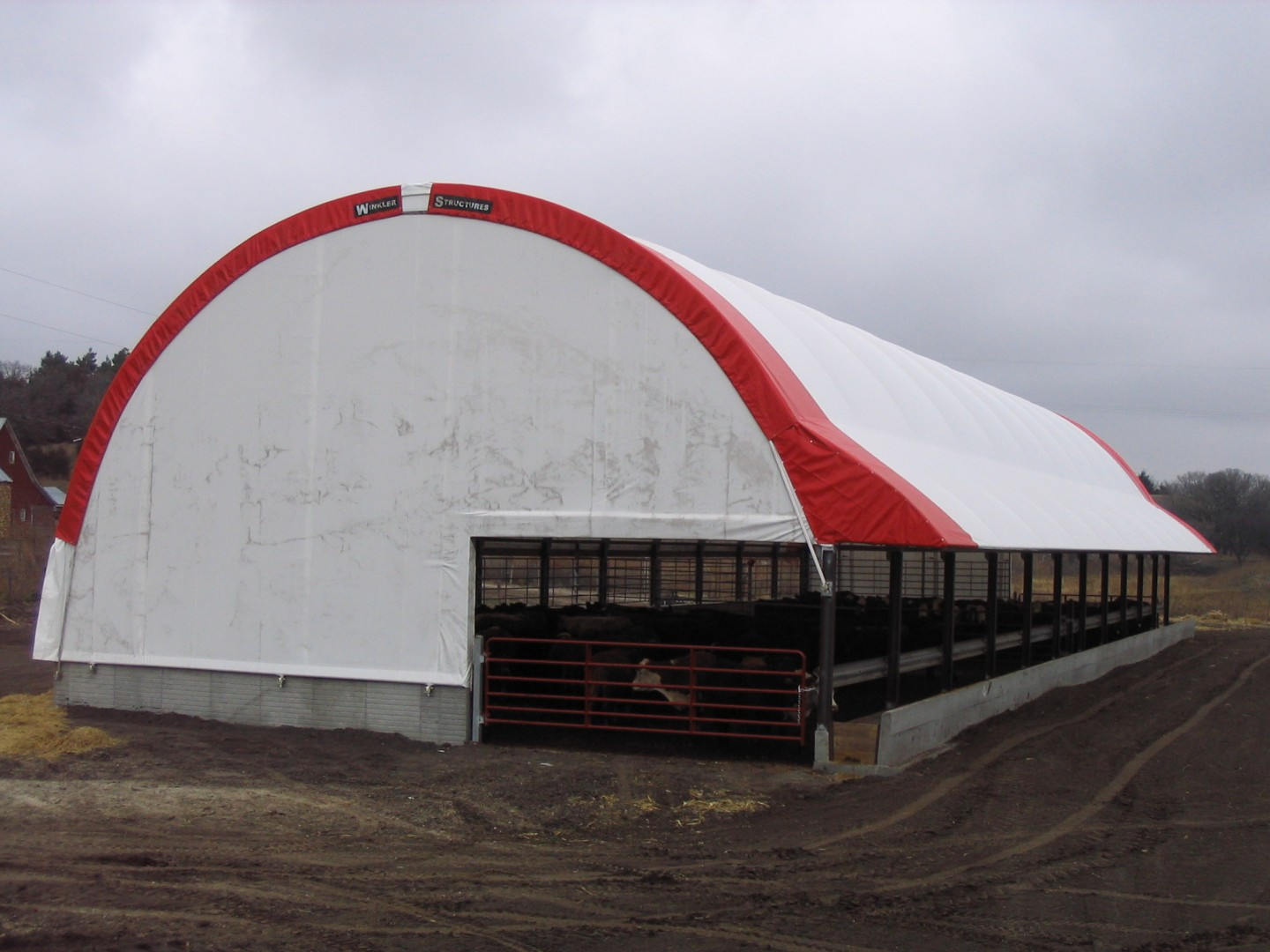 Agriculture Fabric Structures Winkler Structures