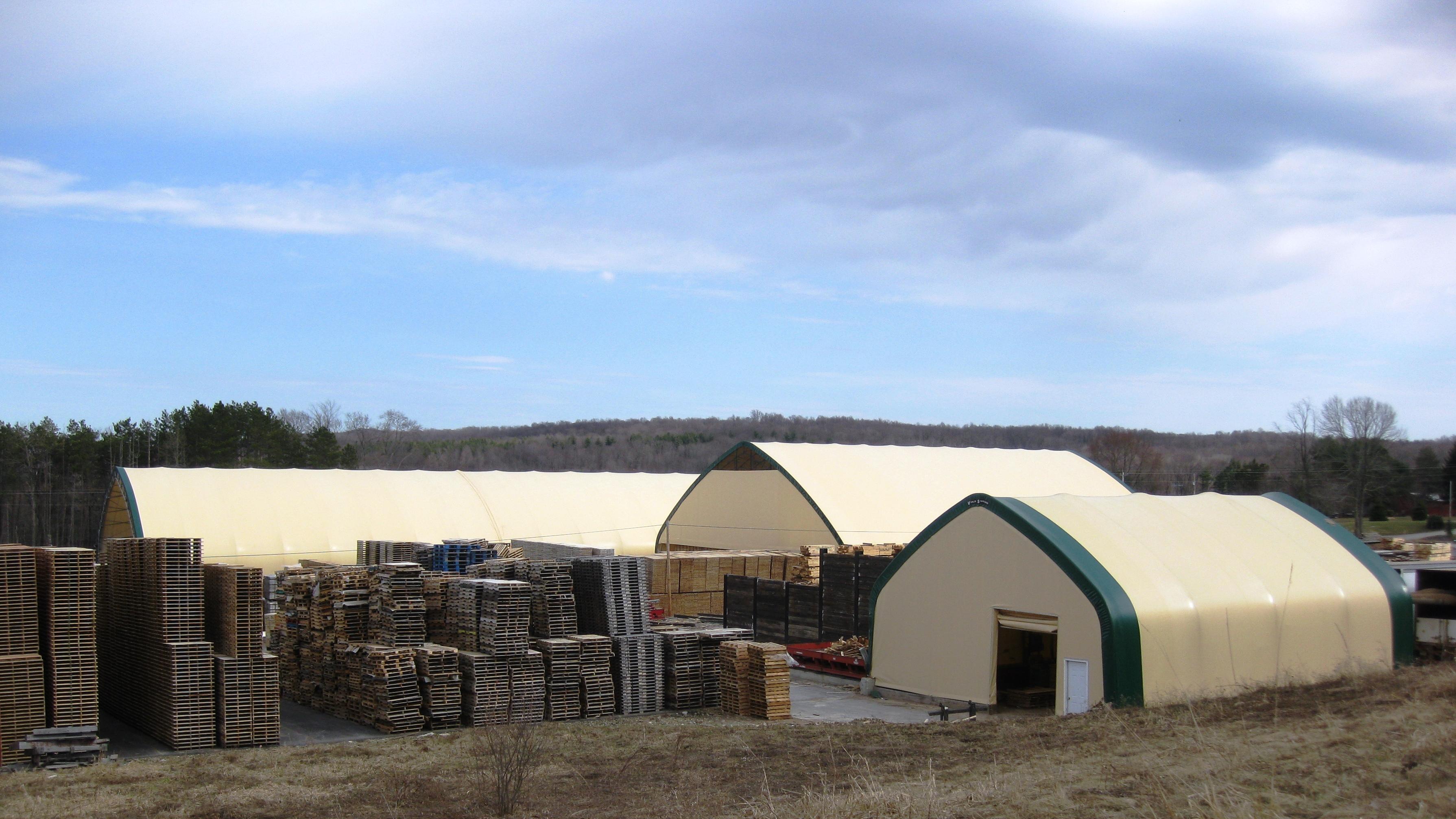 Pallet Storage - Winkler Structures