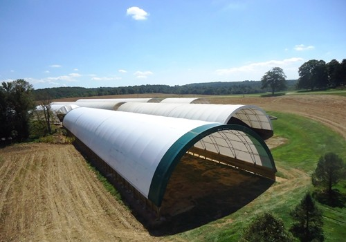 Winkler Structures offers an ideal solution for fertilizer storage.