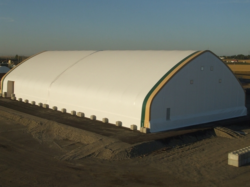 Winkler Structures offers a great solution for portable military storage.