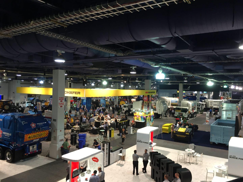 WasteExpo Trade Show