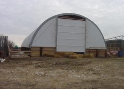 Winkler Structures Hay Storage Building